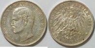3 Mark 1910 Kaiserreich Bayern 3 Mark Kursmünze Bayern Otto ss  29,00 EUR inkl. gesetzl. MwSt., zzgl. 4,50 EUR Versand