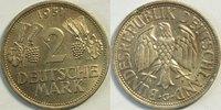2 DM 1951 D BRD  ss  45,00 EUR  zzgl. 4,50 EUR Versand