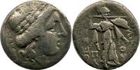 AR Drachm ca 150-100 BC. Griechenland, Thessalian League. ss  80,00 EUR  zzgl. 9,00 EUR Versand
