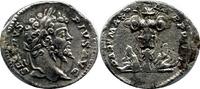 AR Denarius 193-211 AD.  SEPTIMIUS SEVERUS. SS+  65,00 EUR  plus 9,00 EUR verzending