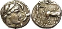 AR Tetradrachm. c. 430-420 BC Griechenland...