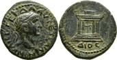 AE22 98-117 n.Ch Bithynien/Nikaia Traian S...