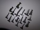 1.-4.Jh.n.Chr. Deutschland Sammlung von 17 diversen Fibeln (Typen) SS+  458,00 EUR  zzgl. 8,50 EUR Versand