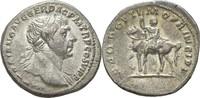 Italien/Rom Denar 98-117 n.Chr. SS+ / leicht irisierende Patina Traian 1... 216,00 EUR  zzgl. Versand