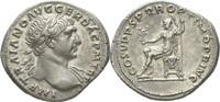Italien/Rom Denar 98-117 n.Chr. Fast Stempelfrisch/Glanz Traian 108 n.Chr. 345,00 EUR  zzgl. Versand