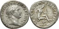 Italien/Rom Denar 98-117 n.Chr. Winziger Kratzer / Vorzüglich Traian 103... 320,00 EUR  plus verzending