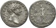Italien/Rom Denar 98-117 n.Chr. SS+ Traian 107-111 n.Chr. 145,00 EUR  plus verzending