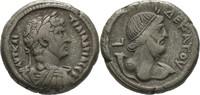 Tetradrachmen 117-138 n.Chr. Aegypten/Alexandria Hadrian Jahr 10 = 125/... 158,00 EUR  zzgl. 8,50 EUR Versand