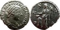 Unbestimmt AR-Denar Lucilla (VESTA) AR-Denar Lucilla.164-168/169.n.Chr Gemahlin des Lucius Verus.(VESTA)