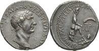 Kilikien/Tarsos(Tarsus) Tetradrachmon Traian 103/111 n.Chr.
