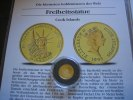 Cook Islands 20 Dollars 1995 Proof Freiheitsstatue 1/25 Unze Gold  59,00 EUR