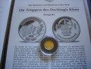 500 Tugrik 2000 Mongolei Die Truppen des Dschingis Khan 1/25 Unze Gold ... 59,00 EUR  zzgl. 5,00 EUR Versand
