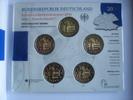 5 x 2 Euro 2010 BRD 5 x 2 Euro Bremen 2010 Stgl. BU Folder  19,95 EUR  zzgl. 3,95 EUR Versand