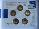 5 x 2 Euro 2011 BRD 5 x 2 Euro Nordrhein Westfalen 2011 Stgl. BU Folder  24,95 EUR  zzgl. 3,95 EUR Versand