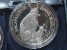 25 Lewa 1990 Bulgarien Endangered Wildlife Luchs Proof  30,00 EUR