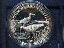 10 Dollars 1992 Samoa Endangered Wildlife Borstenbrachvogel Proof  30,05 EUR  zzgl. 3,95 EUR Versand