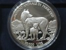 San Marino 10000 Lire 1996 Proof Endangered Wildlife Wolf 30,05 EUR