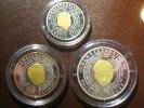 Lot 250,500,1000 Francs o.J. Togo Lot 3 x aus der Serie Deutsche Bundes... 32,95 EUR