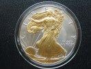1 Dollar 2011 USA 1 Dollar Silver Eagle 2011 Gilded BU gilded  39,95 EUR  zzgl. 3,95 EUR Versand