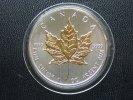 5 Dollar 2011 Kanada 5 Dollar Maple Leaf 2011 Gilded BU gilded  34,95 EUR  zzgl. 3,95 EUR Versand