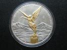 1 Unze  2010 Mexico Mexiko Libertad 2010 Gilded BU gilded  44,95 EUR42,00 EUR