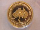 1 Dollar 2010 Palau Kleinste Goldmünzen Gold Investment Kangaroo PP Pro... 39,00 EUR