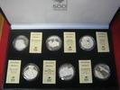6 x Medaillen 1992 Deutschland 6 Medaillen 500 Jahre Post Silber PP Proof  169,00 EUR