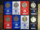 8 x 1 Dollar 1984 USA USA 8 x 1 Dollar 1984 Los Angeles BU + Proof  139,95 EUR