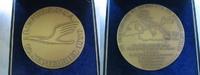 Bronze Medaille 1956 Deutschland Lufthansa Wiederaufnahme des Orientdie... 49,95 EUR  zzgl. 3,95 EUR Versand