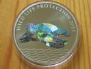 5 Francs 2003 Congo Wild Life Protection Prismen Hologramm Schildkröte ... 14,95 EUR  zzgl. 3,95 EUR Versand