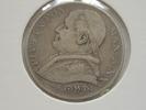 2 Lire 1866 R Vatikan 2 Lire Papst Pius IX. ss  32,95 EUR  zzgl. 3,95 EUR Versand