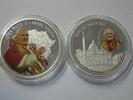 2 x 5 Dollars 2005 Liberia Liberia 2 x 5 Dollars Papst Johannes Paul II... 32,95 EUR  zzgl. 3,95 EUR Versand