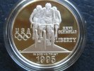 USA 1 Dollar 1995 PP Proof Olympia Atlanta 1 Dollar Radfahren 34,50 EUR