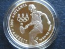 USA 1 Dollar 1996 PP Proof Olympia Atlanta 1 Dollar Tennis 34,50 EUR