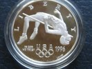 USA 1 Dollar 1996 PP Proof Olympia Atlanta 1 Dollar Hochsprung 34,50 EUR