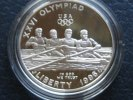 USA 1 Dollar 1996 PP Proof Olympia Atlanta 1 Dollar Rudern 34,50 EUR