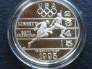 1 Dollar 1995 USA Olympia Atlanta 1 Dollar Wettlauf PP Proof  34,50 EUR  zzgl. 3,95 EUR Versand