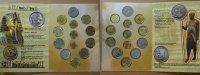 13 Münzen   Ägypten Egyptian Coin Collection Folder circulated  32,95 EUR  zzgl. 3,95 EUR Versand