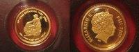 1 Dollar 2007 Fiji Kleinste Goldmünzen der Welt 20 Jahre Britannia Proof  39,00 EUR