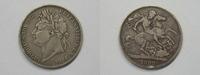 1 Crown 1822 Grossbritannien 1 Crown Georgius IIII. 1822 Tertio s  119,95 EUR  zzgl. 7,00 EUR Versand