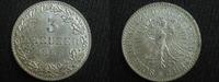 3 Kreuzer 1866 Frankfurt Frankfurt 3 Kreuzer 1866 unc. prägefrisch  31,95 EUR  zzgl. 3,95 EUR Versand