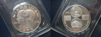 1972 BRD Silbermedaille Richard Nixon - Mao tse tung Proof  32,95 EUR  zzgl. 3,95 EUR Versand