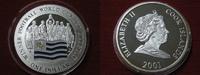 1 Dollar 2001 Cook Islands Fussballweltmeisterschaft Uruguay  Silber Pr... 24,95 EUR