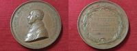 1833 Köln Medaille Ferdinand August von Spiegel 1824-1835 vz  44,95 EUR