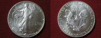 1 Dollar 1991 USA 1 Dollar Silver Eagle. 1 Unze Feinsilber unc. prägefr... 19,95 EUR