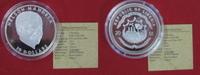 10 Dollars 2001 Liberia Liberia 10 Dollars Nelson Mandela Silber Proof ... 31,95 EUR