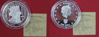 500 Sikas 2002 Ghana Ghana 500 Sikas Wilhelm der Eroberer Silber Proof ... 31,95 EUR  zzgl. 3,95 EUR Versand