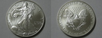 1 Dollar 2004 USA USA Silver Eagle 2004 1 Unze Silber. BU unc.  21,90 EUR