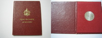 500 Lira 1978 Vatikan Vatikan 500 Lire 1978 Sede Vakanz Folder BU unc.  19,95 EUR