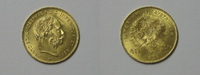 4 Florin 1892 Österreich 4 Florin 1892 Gold BU unc.  119,95 EUR